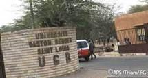 Les étudiants de l'Ugb vont boycotter le paiement  des  chambres