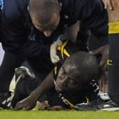 D'attaque cardiaque en plein match L'état de santé de Fabrice Muamba s'améliore