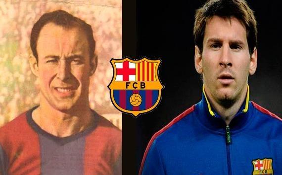 Lionnel Messi devient le meilleur buteur de l'histoire du FC Barcelone