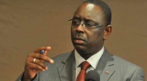 Mister Niangal Sall, fourth president ?
