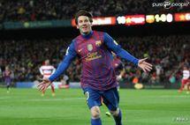 Lionel Messi : record de buts historique pour le petit prodige de Barcelone