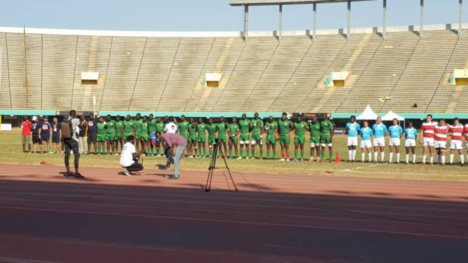 Rugby: le Sénégal écrase l'Île Maurice et se qualifie pour la RAC 2020