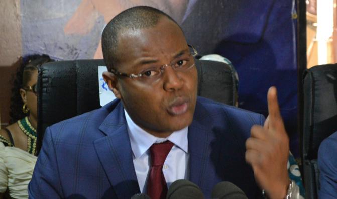 Mame Mbaye Niang sur le 3e mandat de Macky Sall : « ce débat est entretenu par ceux qui ont des prétentions à l'APR »