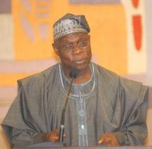 Olusegun Obasanjo : ''J'espère que le Sénégal va encore démontrer qu'il est une grande démocratie''