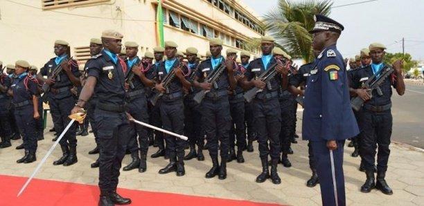Police nationale : Le Ministre de l'Intérieur annonce bientôt , le recrutement de 1.000 nouveaux agents