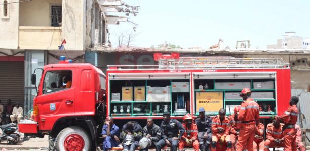 Réactivité des Sapeurs-pompiers: L'État débourse 75 milliards pour les équiper
