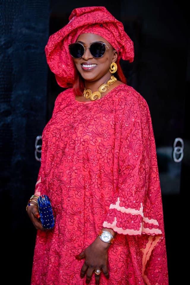 """PHOTOS - Admirez le """"sagnsé"""" de Gaye Wilane, «awo» du ministre Aly Ngouille Ndiaye"""