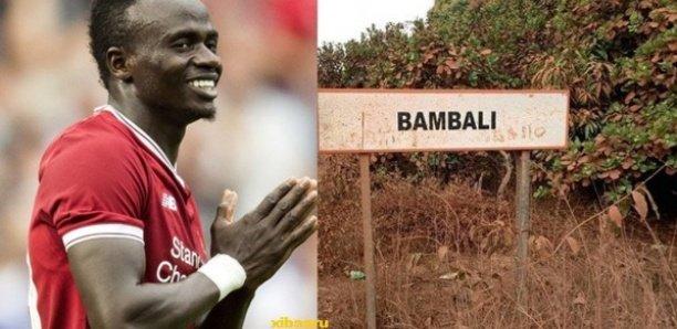 Ballon d'or Sadio Mané: Entre mobilisation et pessimisme à Bambali