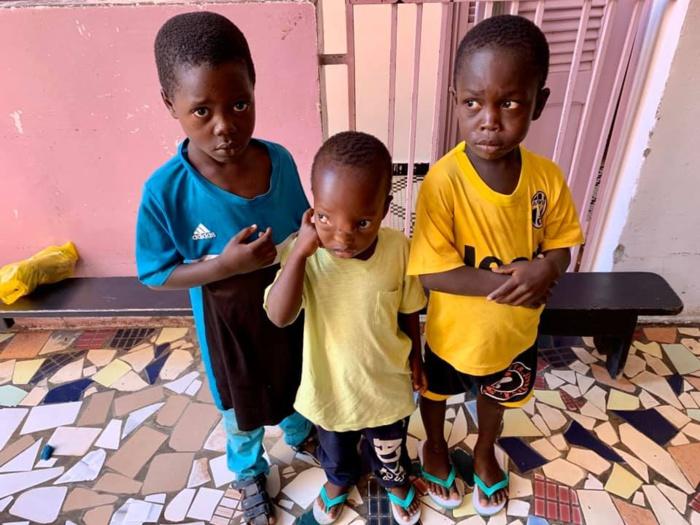 Perdus depuis trois jours, ces trois enfants recherchent leurs parents