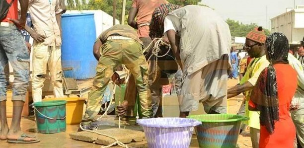 Assemblée nationale- Privatisation de l'eau : « L'Etat doit convaincre les populations de Touba d'accepter de … »