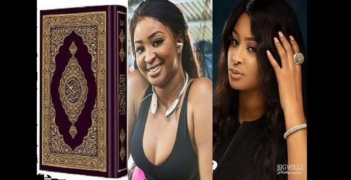 «Donnez-moi un Coran et je le mettrai en pièce en 2 secondes», dixit une actrice nigériane