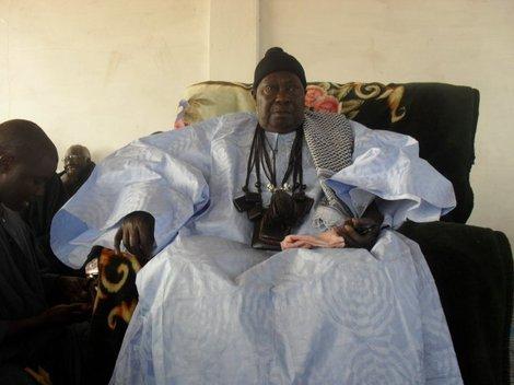 Khalifa Général des Baye Fall, Serigne Cheikh Dieumbe Fall