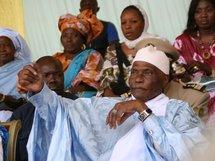 Notre Secrétaire Général National, Abdoulaye Wade, est victime de la  transhumance politique et de l'isolement durant ces douze dernières années.