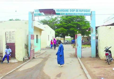 SOUS-ÉQUIPEMENT, MANQUE DE SPÉCIALISTES, VÉTUSTÉ DES LOCAUX…: Youssou Mbargane Diop, un hôpital mal en point