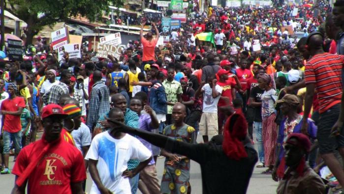 Assiste-t-on à une détente en Guinée ?