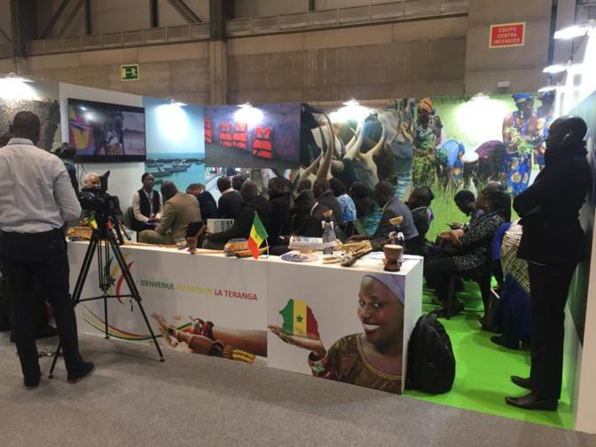 COP 25 à Madrid : Le stand du Sénégal ne désemplit pas