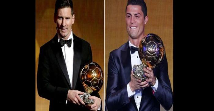 "Messi:  ""J'ai eu mal quand Cristiano Ronaldo a remporté son cinquième Ballon d'Or"""