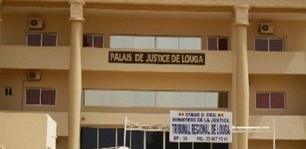 Tribunal de Louga: Rokhaya Gaye écope de 5 ans ferme et d'une amende de 378 millions
