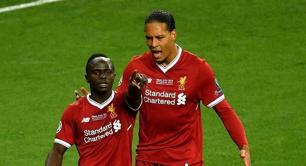Liverpool : Klopp son soutient encore Van Dijk, au détriment de Sadio Mané