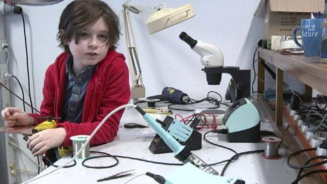 Laurent Simons : un garçon de 9 ans deviendra le plus jeune diplômé au monde