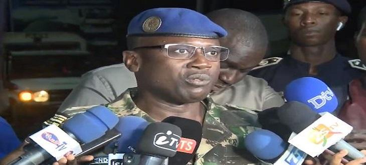 """ENCOMBREMENT - Lieutenant Colonel Magatte Mbaye: """"Les Sénégalais ont des habitudes têtues et tenaces"""" (VIDEO)"""