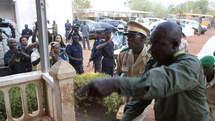 Plusieurs chefs d'Etat africains au Mali