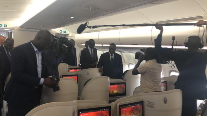 Air Sénégal: Les membres du gouvernement appelés à voyager avec la compagnie
