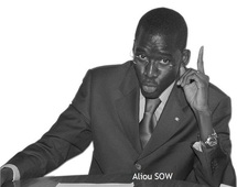 """Aliou Sow, de nouveau opposant:""""Si le président élu et son gouvernement..."""""""