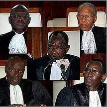 Le Conseil constitutionnel confirme la victoire de Macky Sall