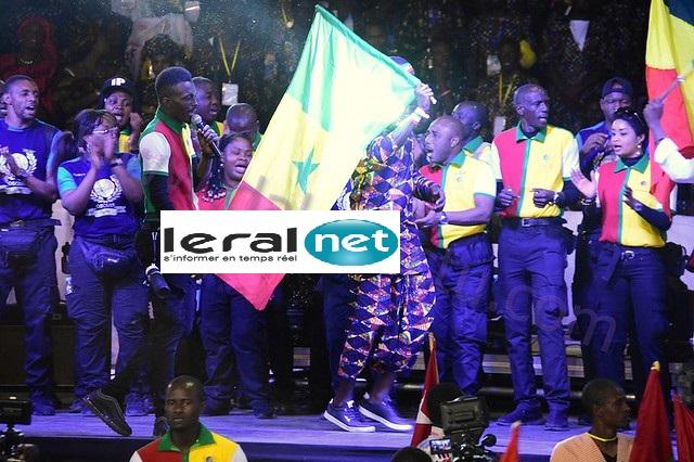 Les images de la 3e CONVENTION DE L'ÉQUIPE DES OSCARS à Marius Ndiaye