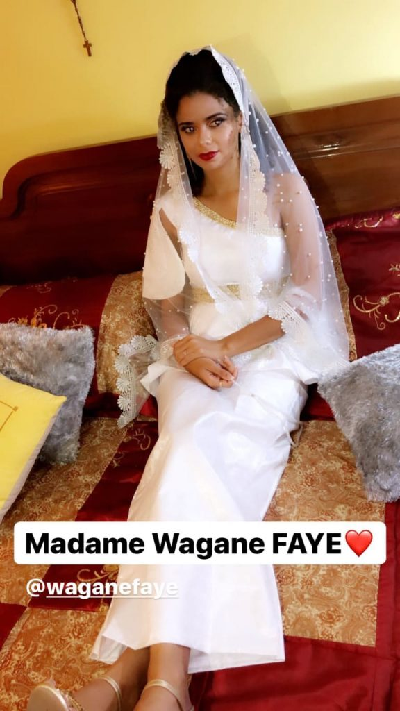 PHOTOS – Al Khayri : L'actrice Marly de la série Mœurs s'est mariée !