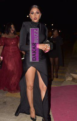 PHOTOS - Terrou Bi: Regardez la fente très osée de Sokhna Aidara