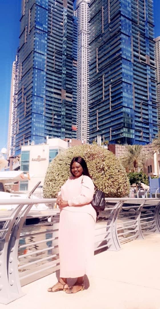 Mamico Coco de Femme Chic, nous fait découvrir  Dubai