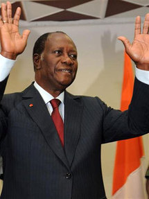 Alassane Ouattara s'est entretenu avec Macky Sall dimanche
