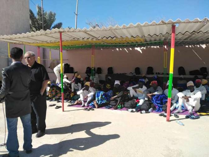 Naufrage en Mauritanie: Les 14 rescapés sénégalais reçus par le directeur des Sénégalais de l'extérieur.