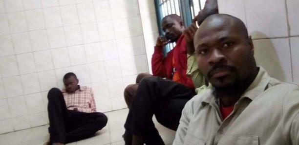 7e jour de grève de la faim pour Guy Marius Sagna et cie: leurs avocats marquent leur inquiétude