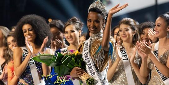 Miss Afrique du Sud Zozibini Tunzi, sacrée Miss Univers 2019
