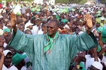 Réaction d'Ousmane Tanor DIeng après l'investiture du Président de la République Macky Sall
