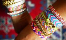 Bracelets brésiliens : En 2012 la tendance revient