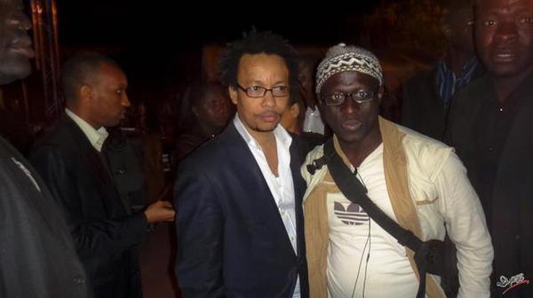 [Audio] Première déclaration publique de Jules Diop, de retour au pays