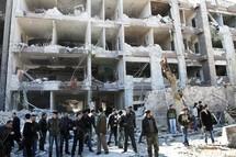 Les nouvelles cibles des rebelles syriens