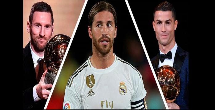 La surprenante proposition de Sergio Ramos concernant le Ballon d'Or