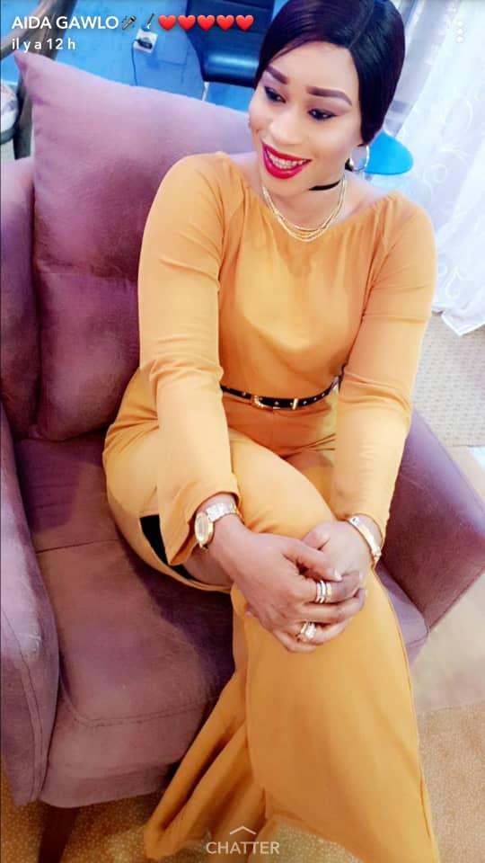 PHOTOS - Aida Samb plus sexy que jamais