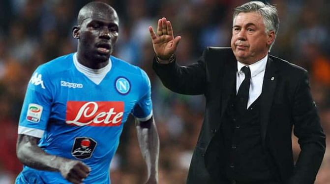 Mercato - Naples : Le prix du transfert de Koulibaly fixé