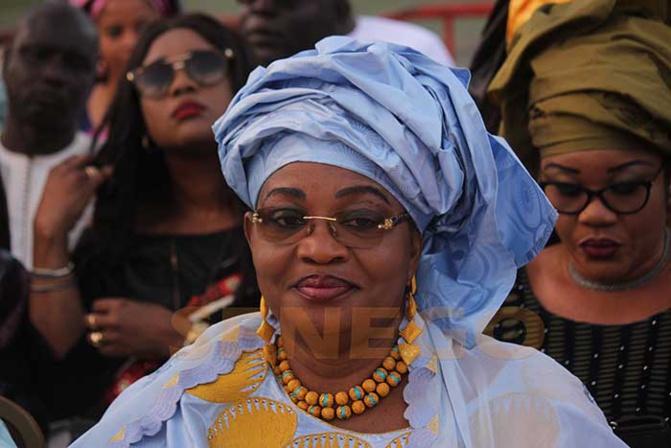 Aïda Mbodji: « Aymérou Gningue n'a pas d'emprise sur les députés de la majorité »
