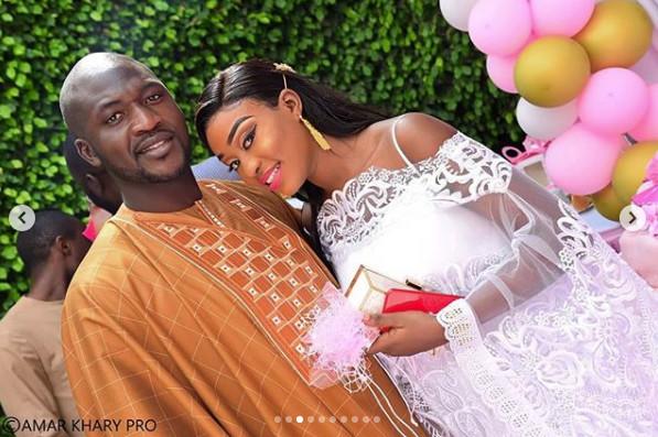 PHOTOS - Le baptême royal de ce couple sénégalais illumine la toile