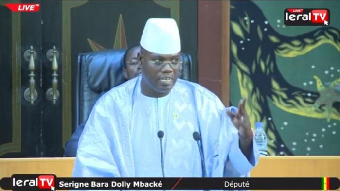 La demande insolite du député Cheikh Mbacké Bara Dolly à Moustapha Niasse