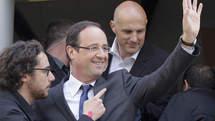 """""""Les Allemands doivent se faire à l'idée de Hollande président"""""""