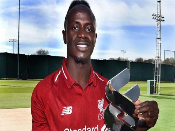 Premier League : Sadio Mané désigné meilleur joueur du mois de novembre