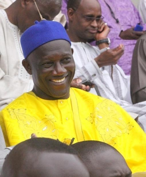 Serigne Mbacké Ndiaye reste bleu-jaune: Les couleurs du PDS